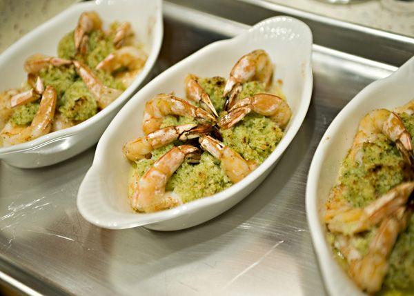 Baked Shrimp Scampi | Recipe