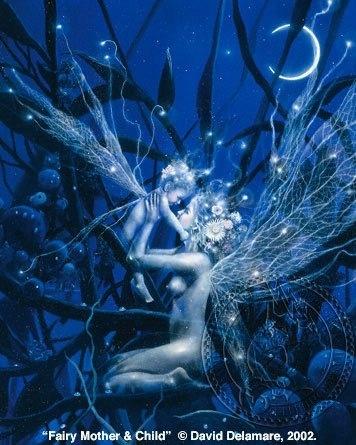 Fairy art work