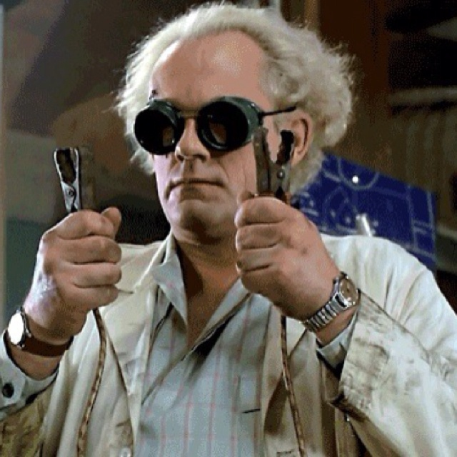 Emmett Brown Net Worth