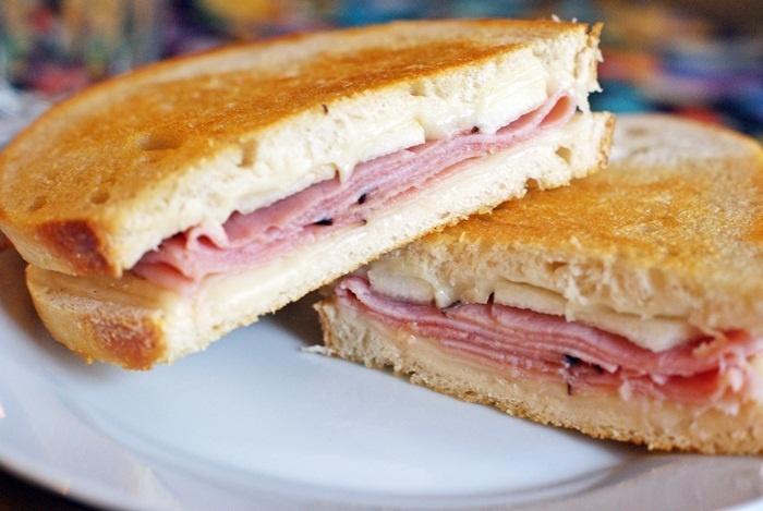 Grilled Ham, Cheese & Pear Sandwiches | Recipe Ideas ...