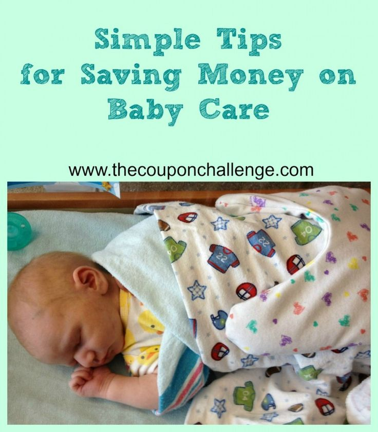 Saving Money on Baby Care is Easier than You Think