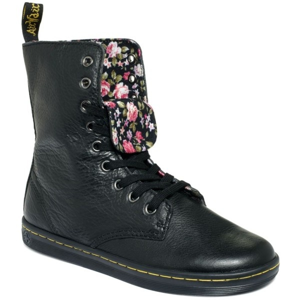Dr. Martens Womens Shoes, Stratford High Top Sneakers (83 AUD) found