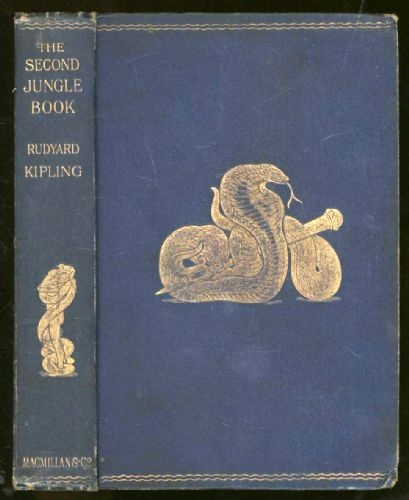 the jungle book rudyard kipling essay