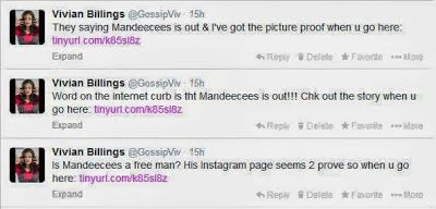 Mandeecees Is Not Out of Prison!!!