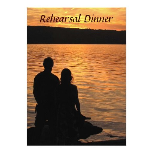 378 best images about silhouette wedding rehearsal dinner