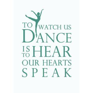 inspirational quotes for dance recital quotesgram