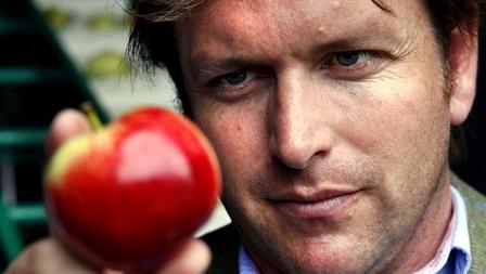 James Martin on Apple and Matt Tebbutt on Mutton