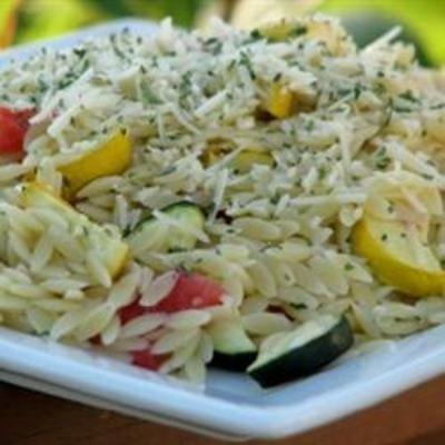 Roasted Vegetable Orzo | News NEWS | Pinterest
