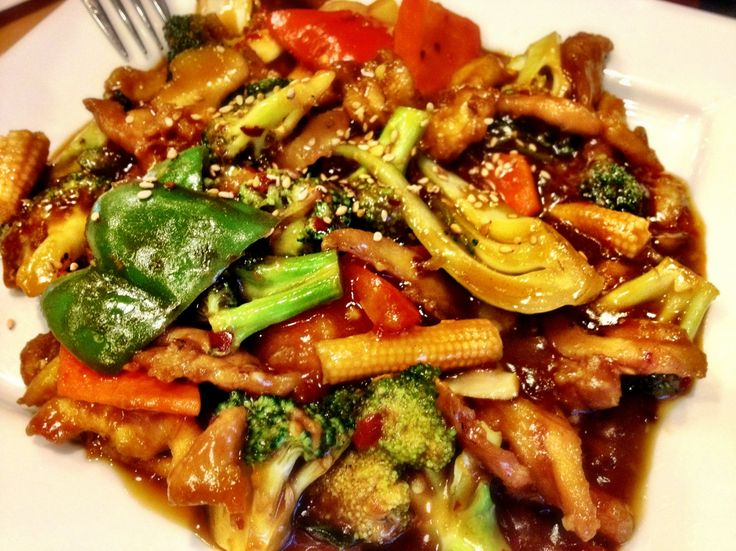 Hunan Chinese Food   Hunan Chicken Recipe