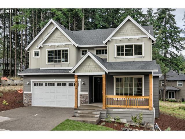 shake-look for peak of house. | House exterior | Pinterest