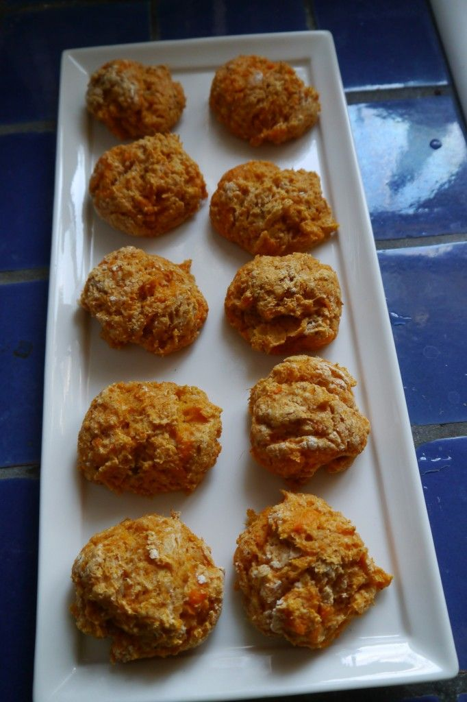 Sweet Potato Biscuits | Coconut Recipes | Pinterest