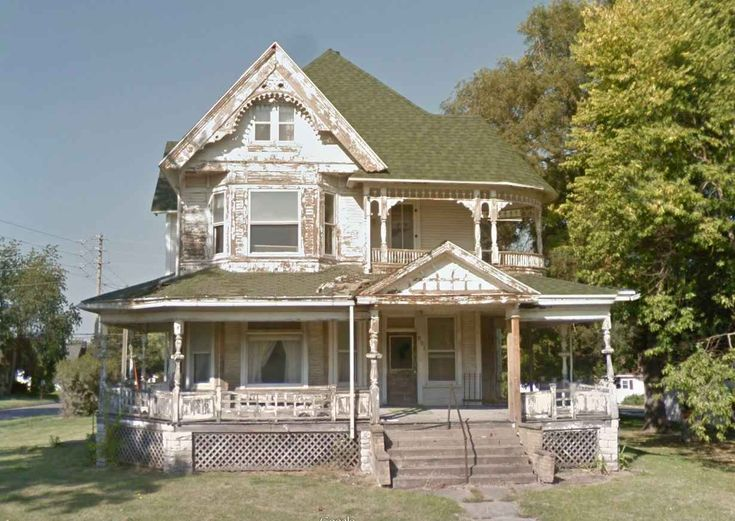 Queen Anne Mt Pleasant IA George F Barber 55 000 Old House