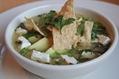 Chicken Soup with Lime and Hominy... | recipes-nom nom nom.. | Pinter ...