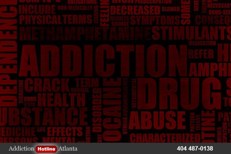 Drug addiction Atlanta Georgia
