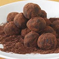 Bittersweet Chocolate Truffles | Food | Pinterest