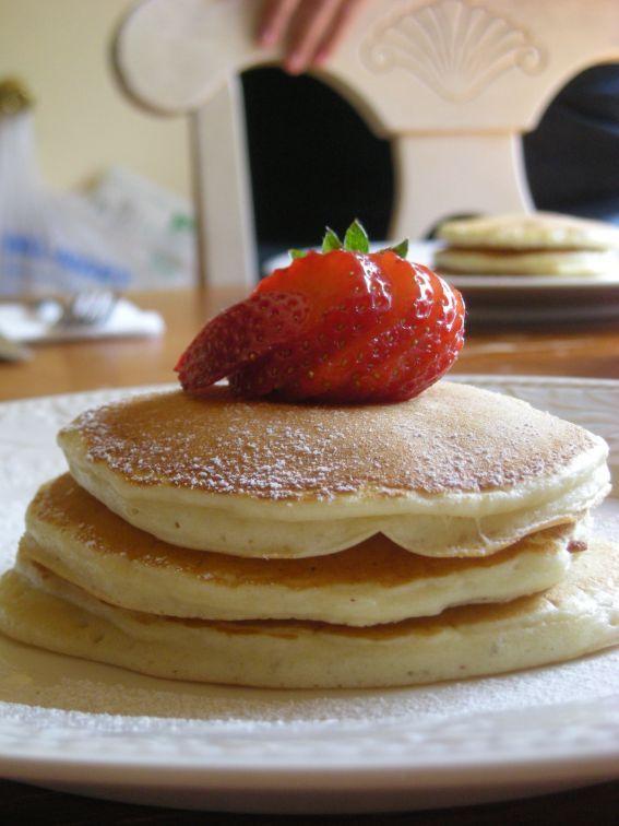 Easy Pancake Recipe With Water Easy Glenda