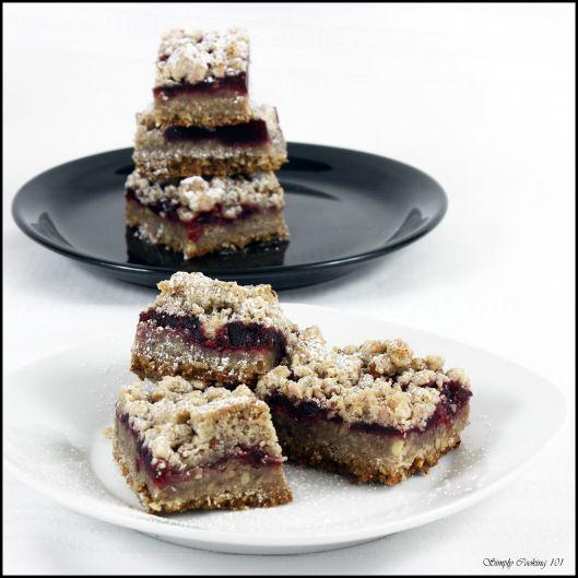 Cranberry Cookie Bars | recipes | Pinterest