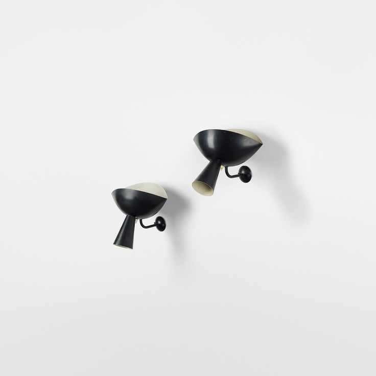 Serge mouille cachan sconces - Serge cachan astotel ...