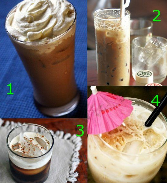 International iced coffee recipes: iced coffee from around the world