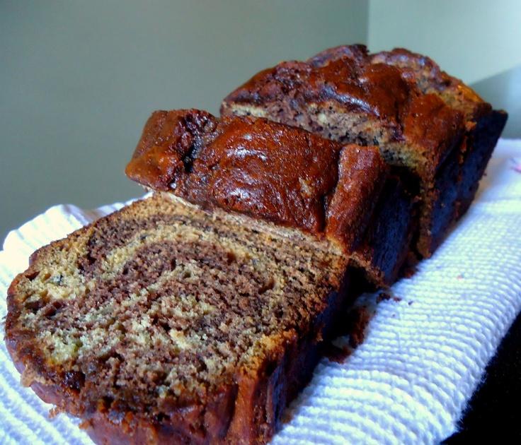 Nutella Swirled Banana Bread | cake, cake and more cake - part 2 | Pi ...