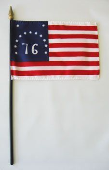 how many star on the flag