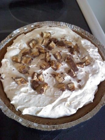 Easy Snickers Bar Pie from Food.com: This recipe is so easy. Make it ...