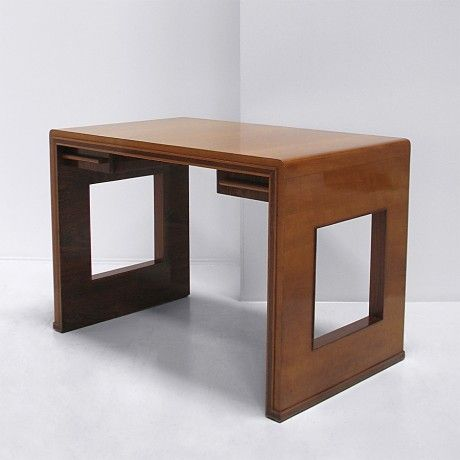 Art deco writing desk a home pinterest for Art deco writing