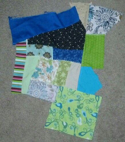 crazy quilt block 1