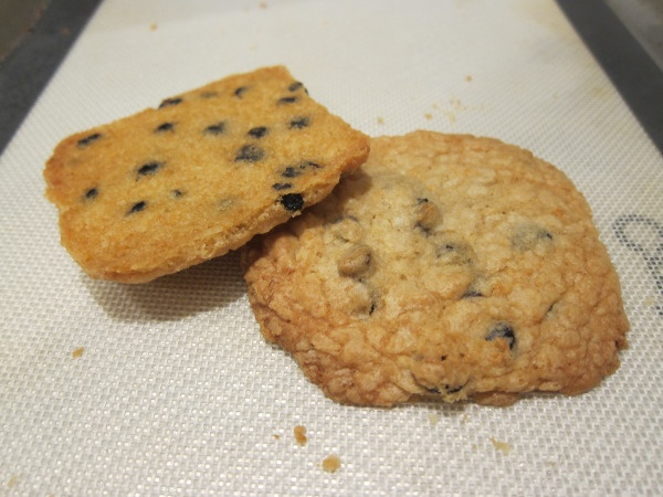 Blueberry and Cream Cookies | Dried Blueberry Recipes | Pinterest