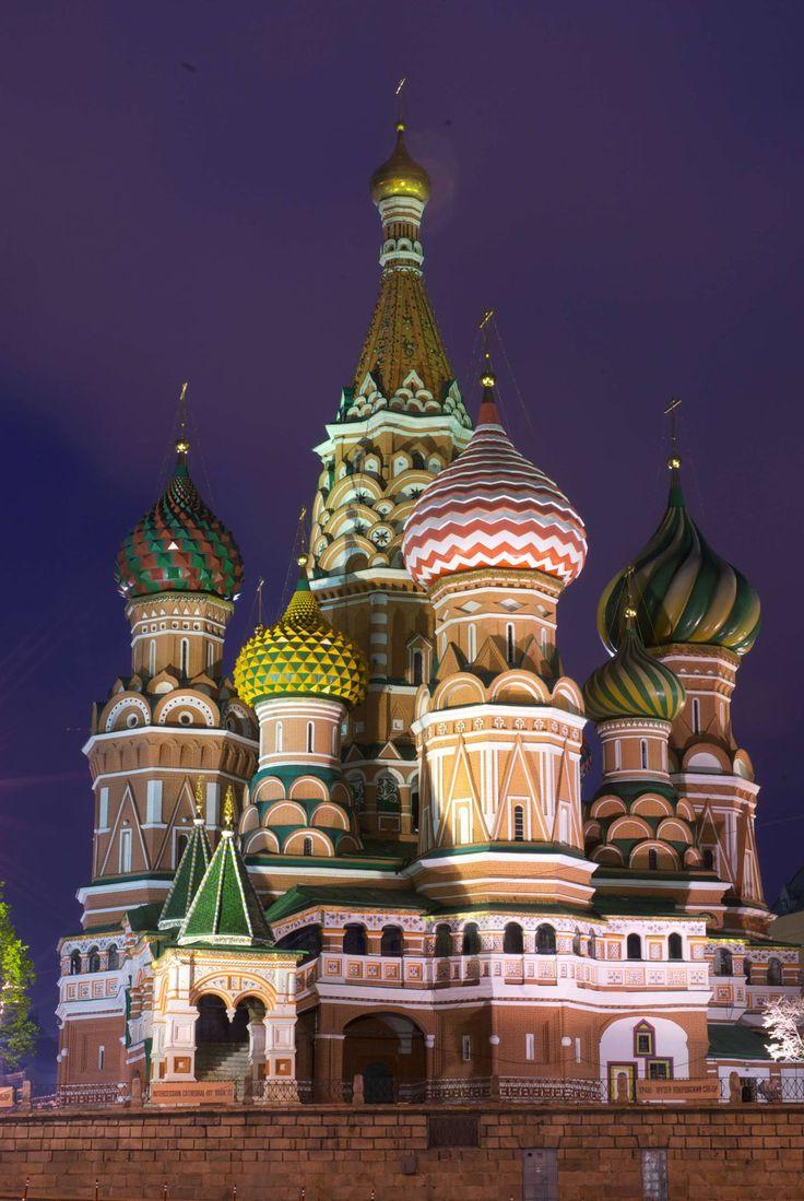 Russian Architecture | Architecture | Pinterest