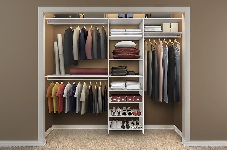 Stunning Closetmaid Design Ideas Gallery - Interior Design Ideas ...