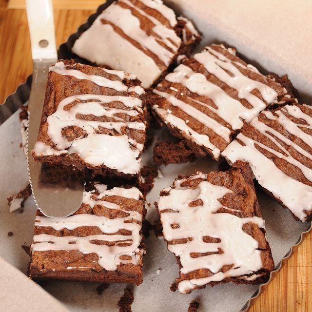 sweet potato brownies (vegan) | veganista | Pinterest
