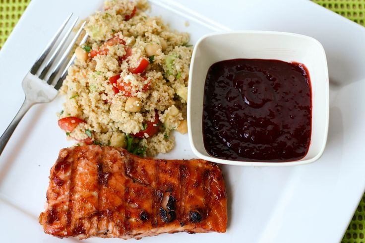 Cherry BBQ Sauce | Eat Play Love Recipes | Pinterest