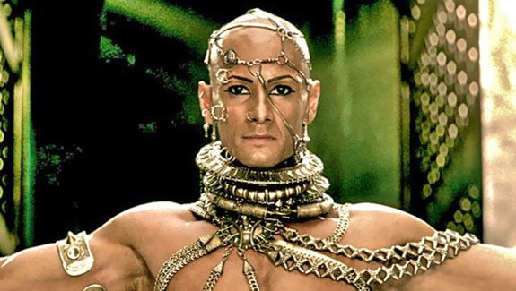 King xerxes 300 actor