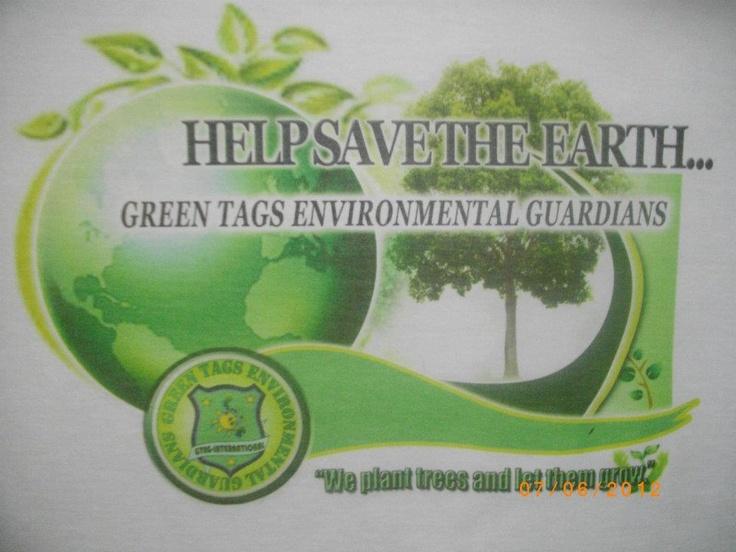 Green Tags Environmental Causes