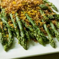 and snap peas roasted sweet onions with herbed bread crumbs macaroni ...