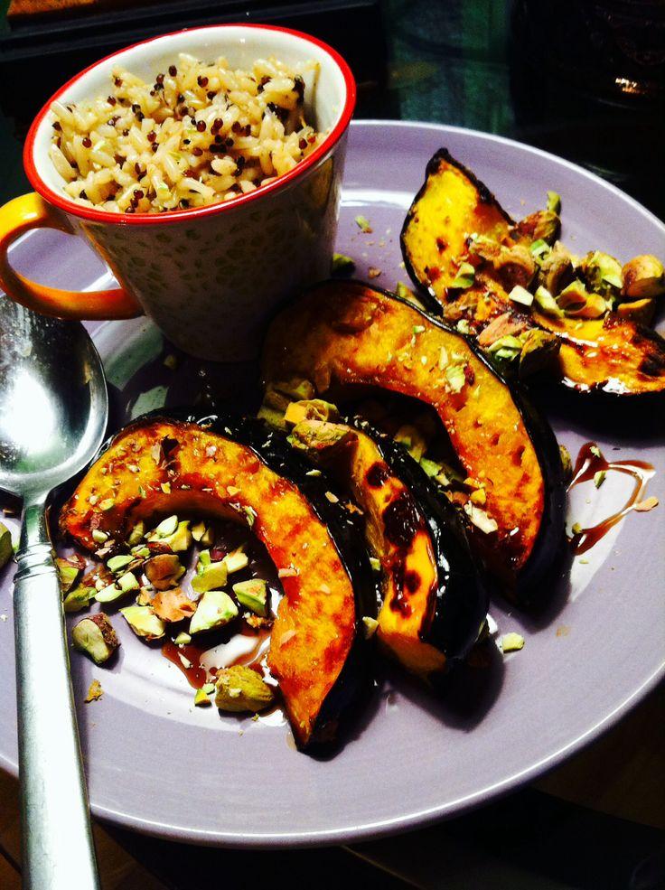Delicious Baked Acorn Squash Recipes — Dishmaps