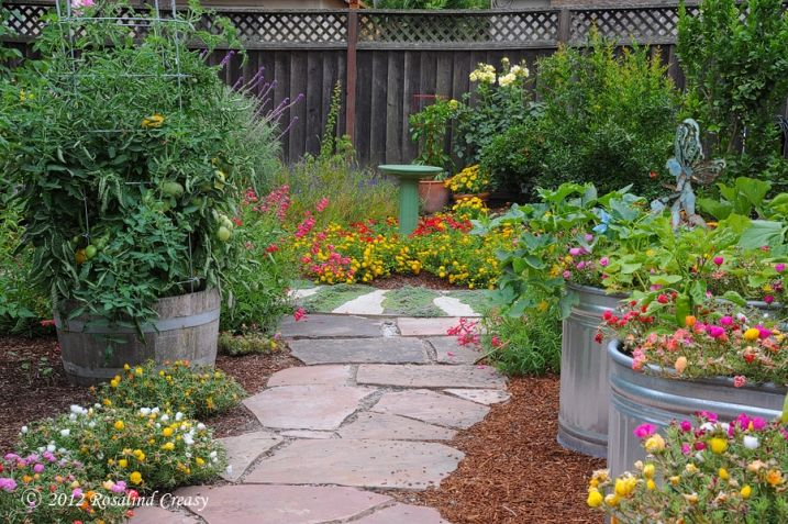 Landscaping With Edibles : Edible landscaping green thumb