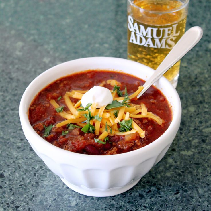 Jimmy Fallon's Crock Pot Chili | Recipe