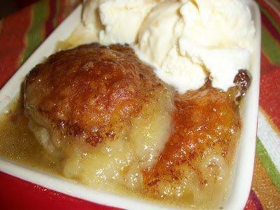 Country Apple Dumplings 2 Lg. Granny Smith Apples~ peeled, sliced 2 ...