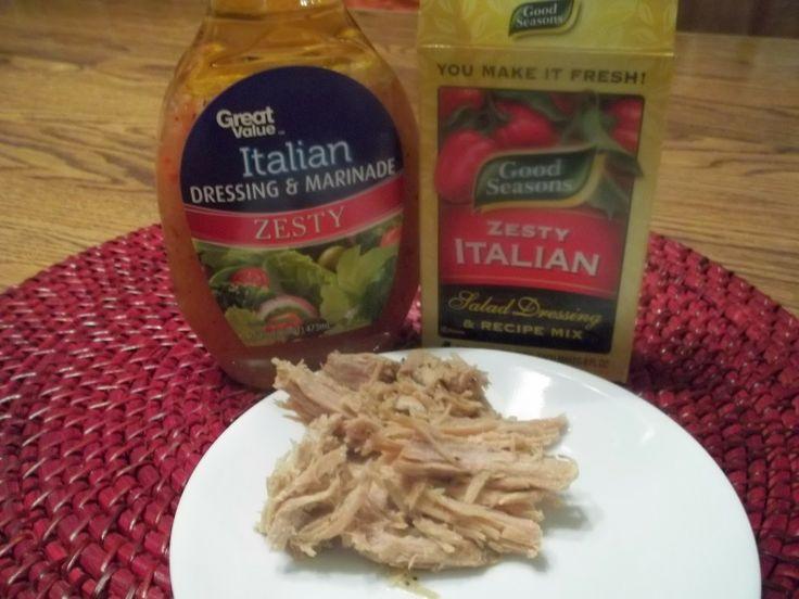 Karissa's Gluten-Free Recipes: Slow-cooker Italian Pork Roast: