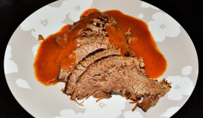 Grandma's Brisket | Meat Dishes | Pinterest