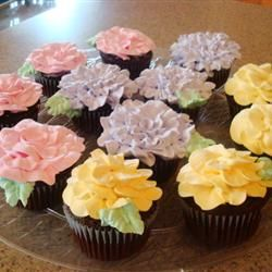 Mother's Day cupcakes | Recipes Plus | Pinterest