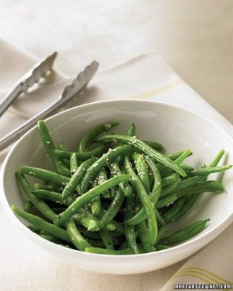 "See the ""Sesame Green Beans"" in our Quick Vegetable Side Dish Recip..."