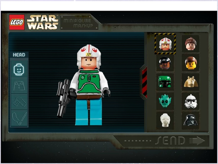 lego star wars visual dictionary 2009