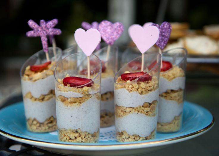 bridal shower desserts | Mis Proyectos | Pinterest