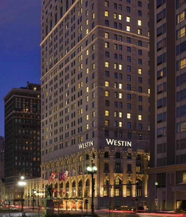 the westin book cadillac detroit downtown pinterest. Cars Review. Best American Auto & Cars Review