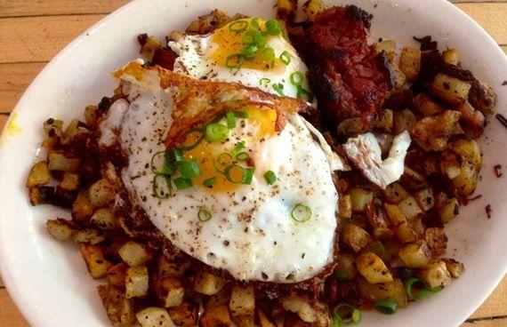 Thanksgiving Dinner Reincarnated as the Best Turkey Hash Recipe