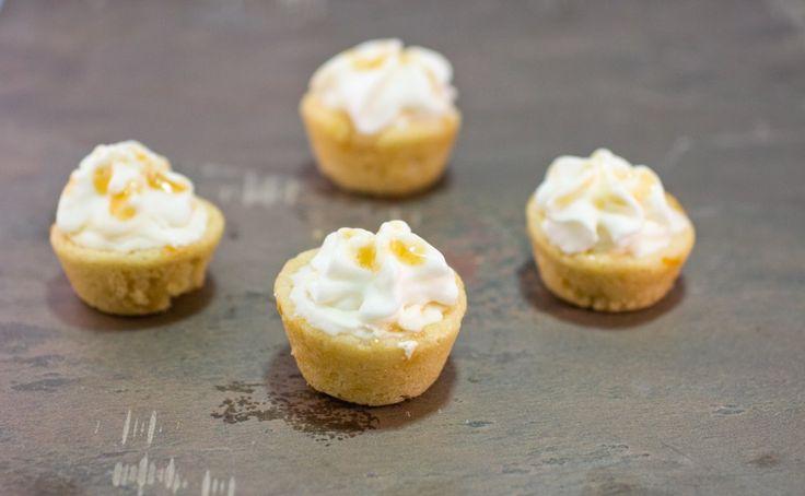Orange Creamsicle Cheesecake Pots | Recipe
