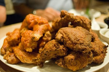 Momofuku Noodle's Fried Chicken Dinner | NYC Nom-ing Out Wish List ...